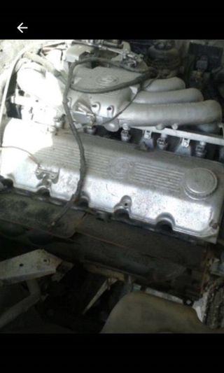 Motor bmw 320i e30 post