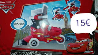 PATINES CARS