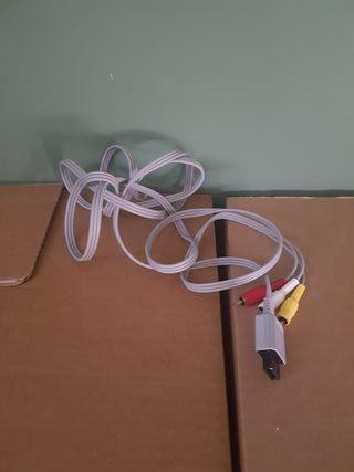 Cable rgb conexión tv Nintendo