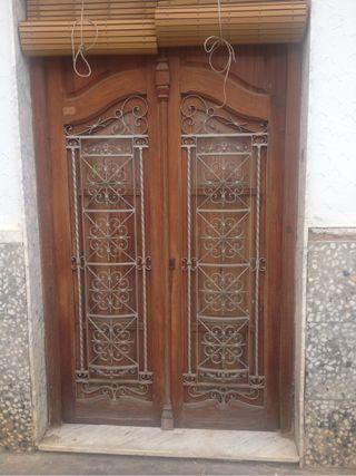 Puerta mobila