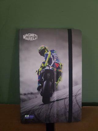 Libreta Valentino Rossi Vr46 The doctor moto gp