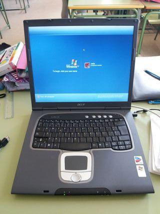 Ordenador portátil Acer