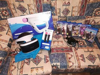pack vr ps4