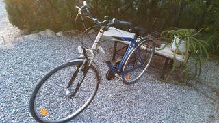 bicicleta carratt cristal 28 c440