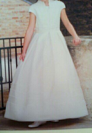 vestido comunion Miquel suay