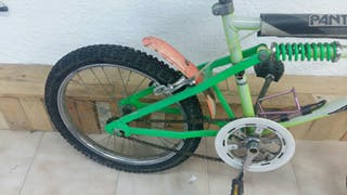 bicicleta panther