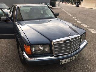 Mercedes-benz 300 se 1989 perfecto estado