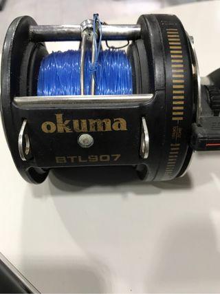 Carrete Okuma BTL907