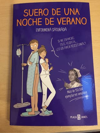 4º Libro enfermera saturada