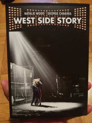 DVD west side Story