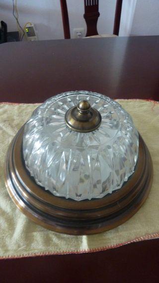 Plafón, lámpara de techo