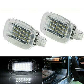 luces led interior para mercedes