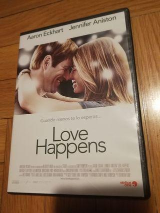 DVD love happens