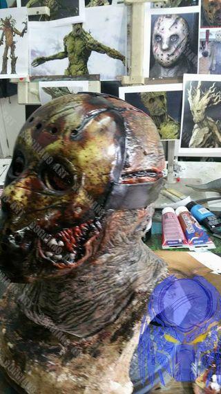 Mascara de Jason halloween