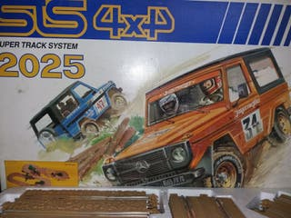 scalextric 2025 sts