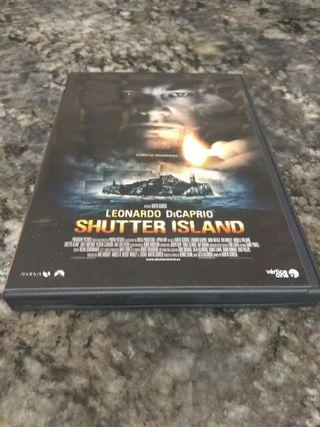 """Cine. DVD película """"Shutter Island"""""""