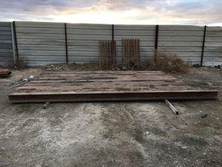 Pilares de hierro de segunda mano por 41 en torrellano wallapop - Pilares de hierro ...