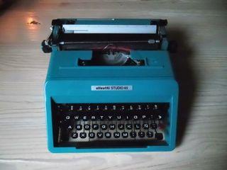 1967.Máquina de escribir. OLIVETTI STUDIO 45