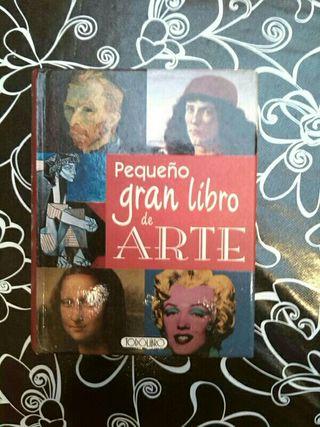 """""""Mi pequeño gran libro de arte"""""""