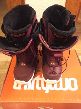 Botas Snowboard Lashed Ft 1uso