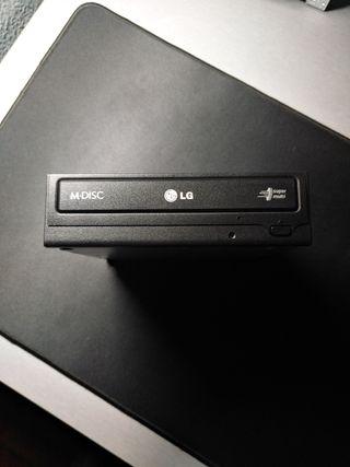 Grabadora dvd