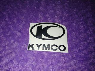 Pegatina Kymco