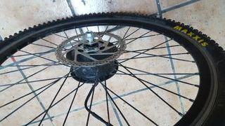 rueda con motor hub 36v 250w