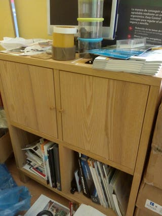 armarios ikea madera