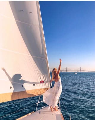 Aniversarios y pedidas de mano en velero
