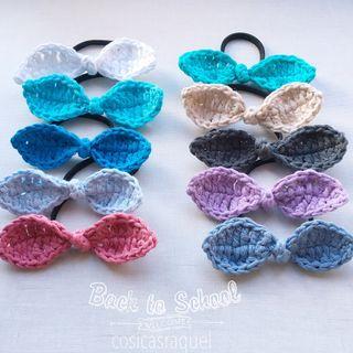 Coletero Lazo de Crochet