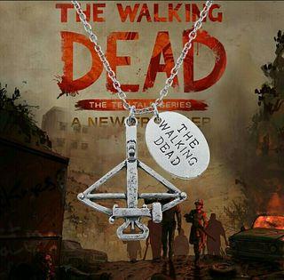 Colgante de Daryl, The Walking Dead