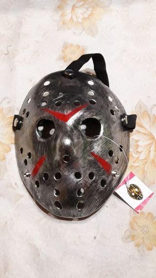 Mascara Gris Viernes 13 Jason