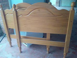 cabezales de madera