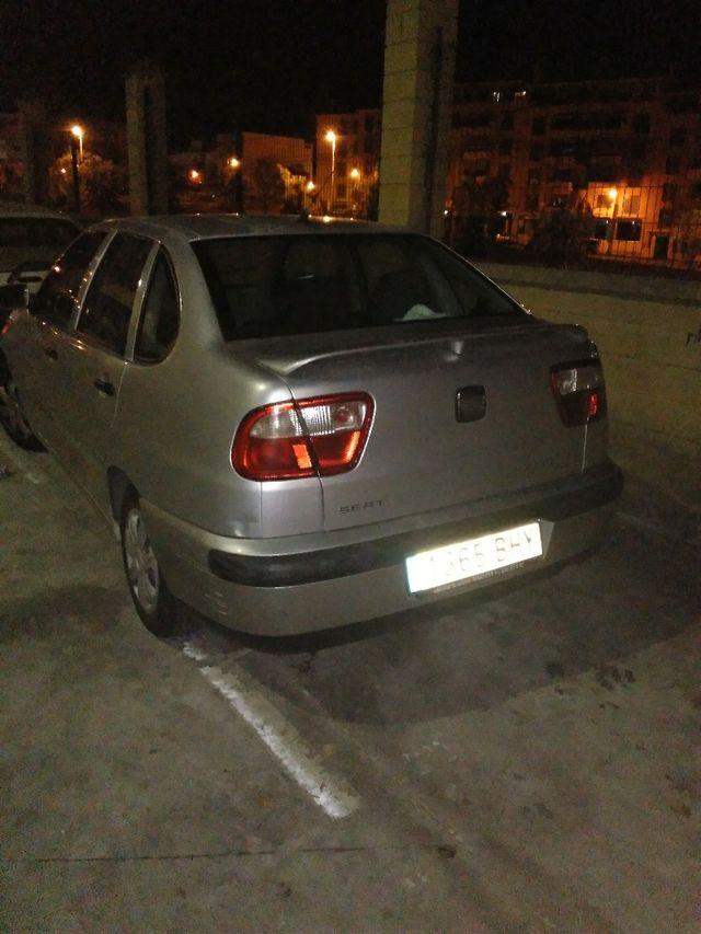 Seat Cordoba 2002 km reales