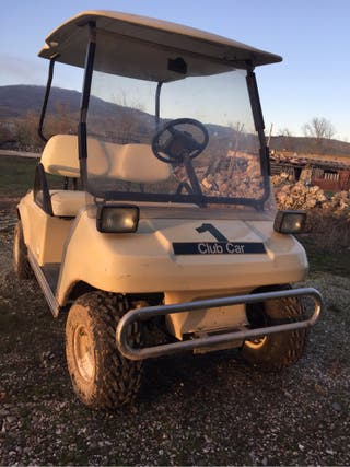 club car yamaha 350
