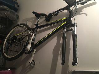 Vendo bici, está nueva