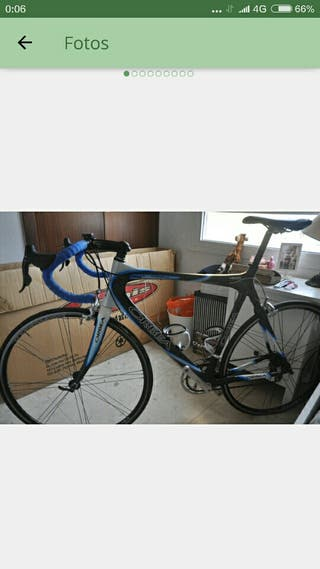 Bicicleta orbea orca carbono, t.57