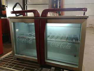 armario refrigerado coca cola