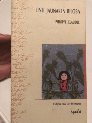 Libro euskera