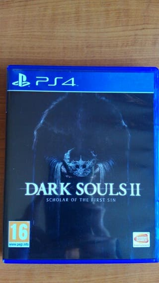 Dark Souls 2 - Ps4