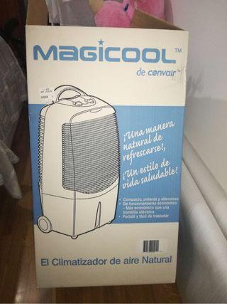 Climatizador de aire natural
