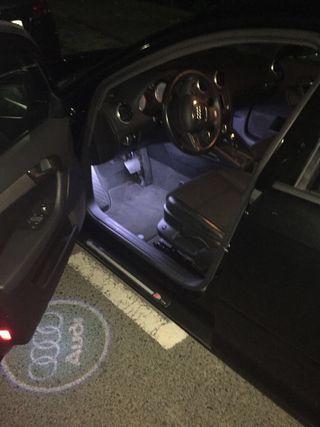 Audi A3 sport back sline 2012