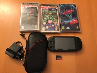 PsP playstation portable juegos