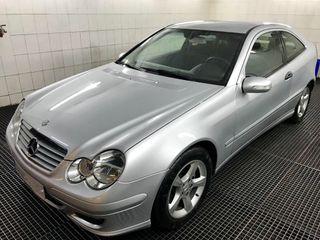 Mercedes-benz Clase C sportcoupe 200k