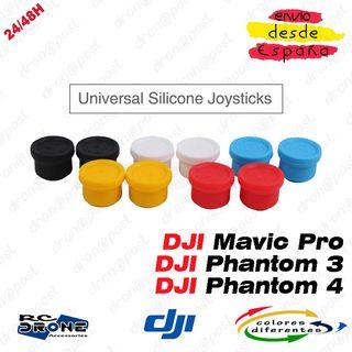 Joysticks de Silicona DJI Mavic Pro, Phantom 3, 4