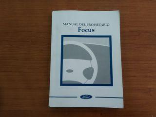 manual instrucciones ford focus de segunda mano por 15 u20ac en el rh es wallapop com manual instrucciones ford focus 1.6 tdci manual instrucciones ford focus 2008