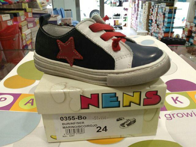 bb088fe4f Zapatos para niño marca Nens talla 24 de segunda mano por 25 € en ...