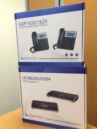 Telefonia IP low cost Grandstream
