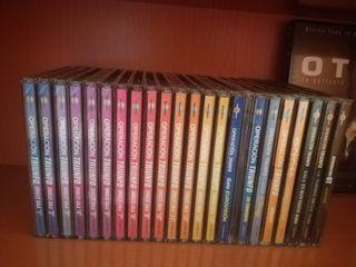 colección cd's operación triunfo 1.