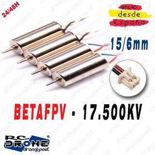 Drone Motor BETAFPV 17500KV 15/6mm Micro JST 1.25
